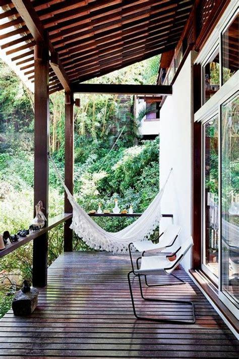 Balkon Hängeschaukel by H 228 Ngematte Balkon Und Andere Einrichtungsideen 15
