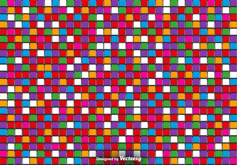 colorful tile vector 3d colorful tiles vector abstract background