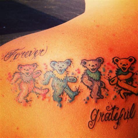 grateful tattoo 7 best grateful dead tattoos images on