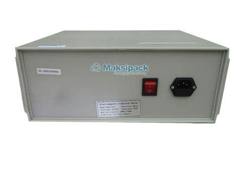 Jual Plastik Tangerang jual mesin induction perekat plastik alumunium pada botol