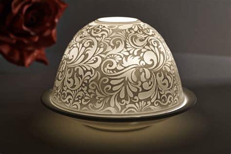 kerzenhalter für große teelichter dome light nr 30025 ornamente kerzenhalter teelicht