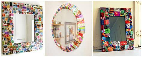 mirror frame decorating ideas easy simple diy ideas for mirror frame decorations