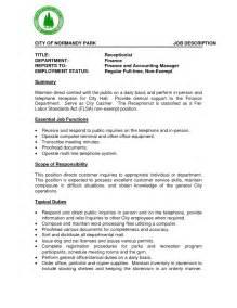 Customer Resume Exles by Call Center Supervisor Description Resume Office Manager Sle Australia Exa Office