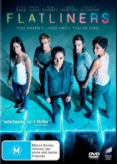 flatliners film online deutsch flatliners 2017 on dvd buy new dvd blu ray movie