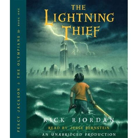 the book thief series 1 the lightning thief percy jackson and the olympians book