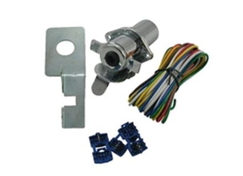 6 pole trailer wiring kit