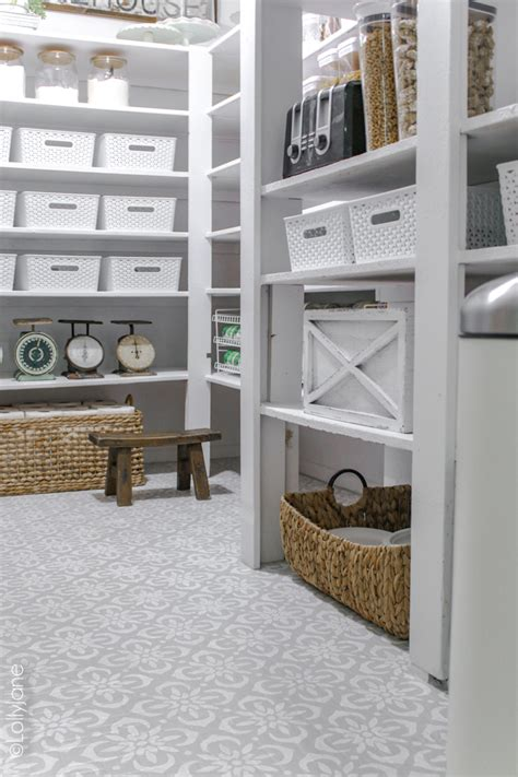 farmhouse pantry makeover lolly jane