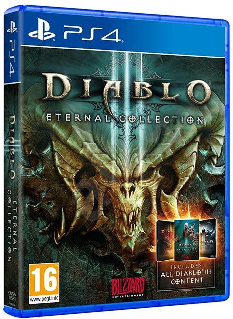 diablo 3 console diablo iii eternal collection ps4 console alza
