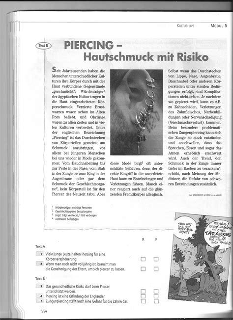 comprensione testo tedesco impariamo il tedesco lernen wir