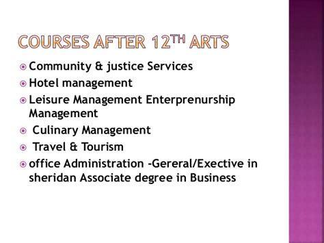 Mba In Tourism Management In Canada by Study In Canada Colleges In Canada Courses In Canada