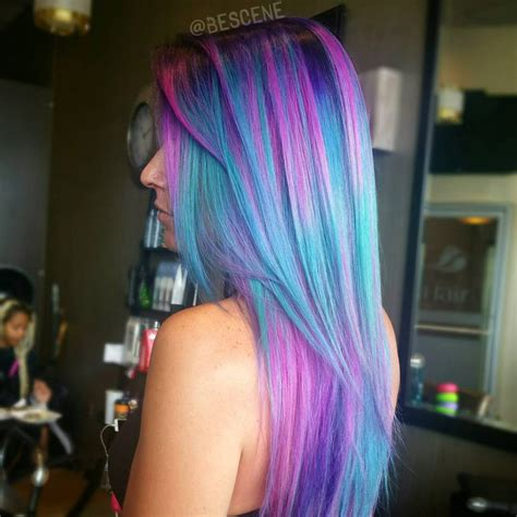 pravana vivids locked in hair floss hair by bescene hair colors ideas