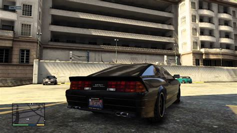 mod gta 5 kitt how to make kitt from knight rider in gta v modding