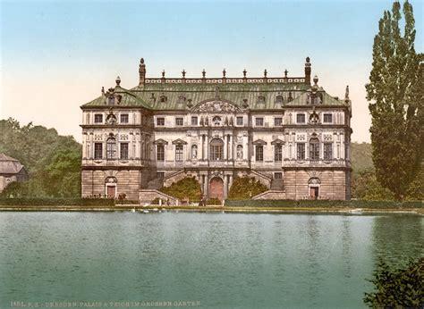 dresden großer garten file dresden gro 223 er garten palais 1900 jpg wikimedia commons