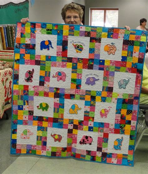 Childrens Quilt by Pine Belt Quilters Parade Of Children S Quilts