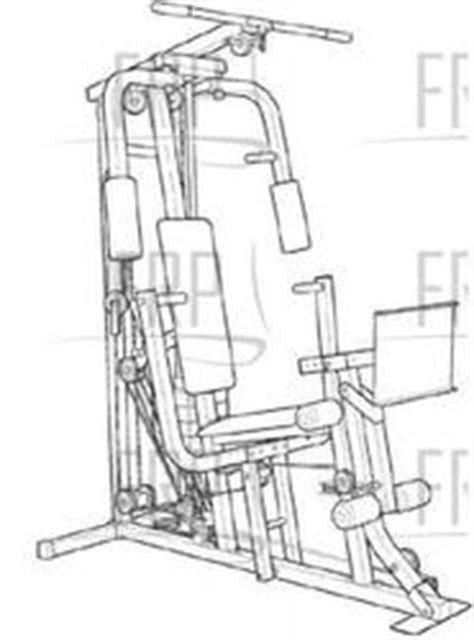weider 265 system wesy19611 fitness and exercise