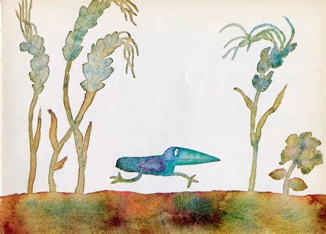 CHAUDRON: The Four Legged Bird   Illustrations by Fernando