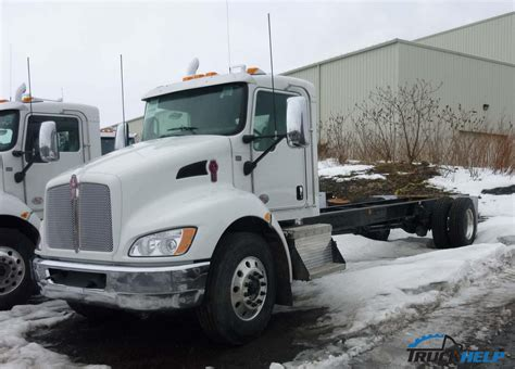 kenworth service 2015 kenworth t370 for sale in lackawana ny by dealer
