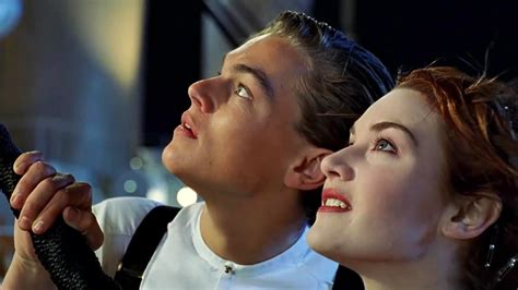 titanic film hot shot titanic deleted scene shooting star hd youtube