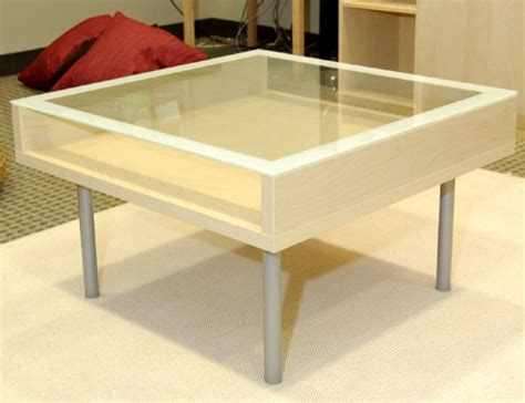 Glass Coffee Table Ikea 8069 Ikea Magiker Glass Coffee Table Lot 8069
