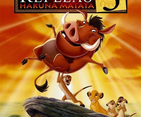 se filmer the lion king gratis paulo1000filmes download o rei le 227 o 3 hakuna matata