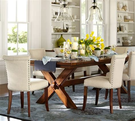 Pottery Barn Toscana Dining Table Toscana Extending Dining Table Pottery Barn