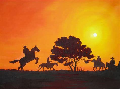 imagenes de animales llaneros pintor