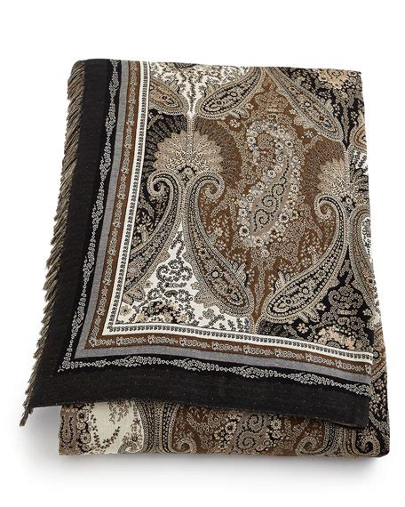 paisley coverlet pine cone hill ilsa paisley coverlet 96 quot sq