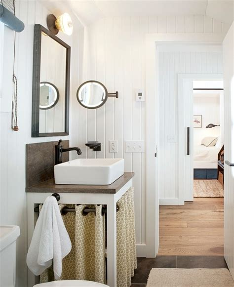 Modern Cottage Bathroom Ideas Jasper Mountain Retreat Contemporary Bathroom