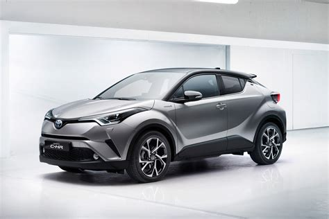 new toyota c hr crossover suv for uk in 2017 carbuyer