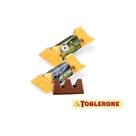 personalised mini toblerones milka and toblerone
