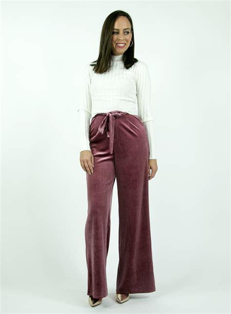 Velvet Wear by Velvet Trend For Fall How To Wear Velvet Sydne Style