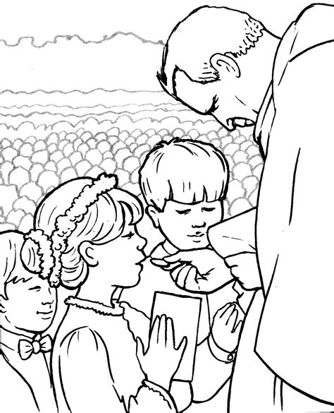 sacraments coloring pages free sketch coloring page