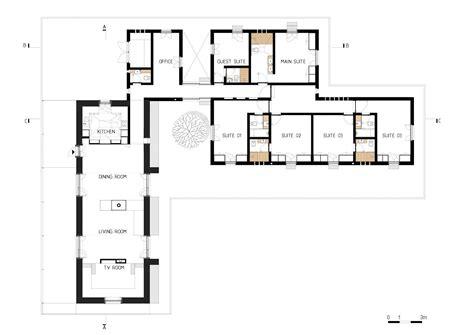 floor plan holder gallery of vineyard house blaanc 32