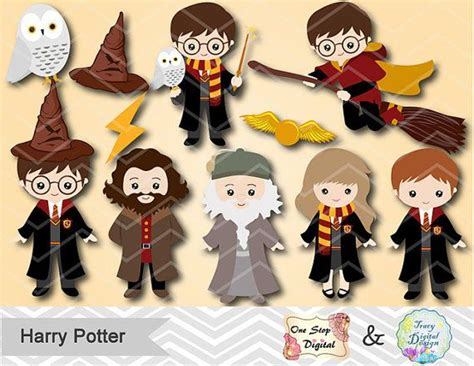 Free Printable Harry Potter Clip