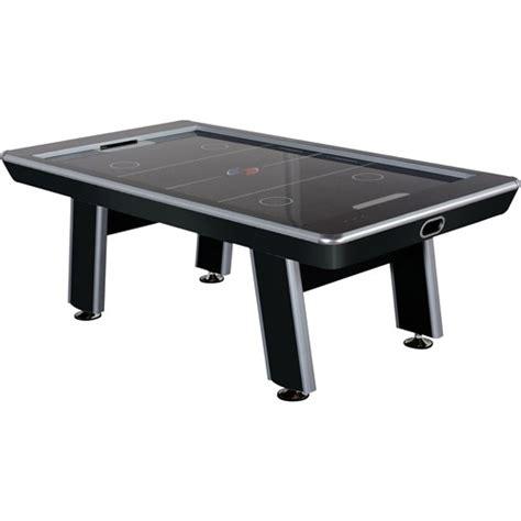 Sportcraft Air Hockey Table by Sportcraft 90 Quot X3 Shadow Turbo Air Hockey Table 250