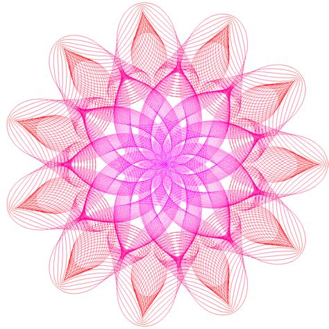 Pattern Drawing Online | spirograph patterns
