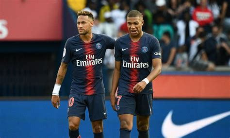 kylian mbappe and neymar psg release update about neymar and kylian mbappe