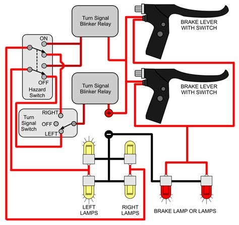 3 wire bicycle light wiring diagram 35 wiring diagram