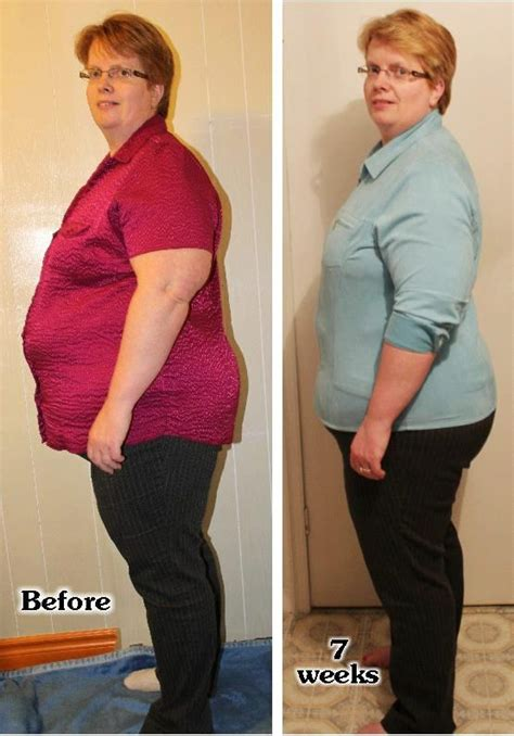 weight loss 7 weeks donna 7 weeks later www fitquox weight loss before