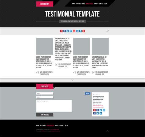 theme wordpress eshop cuckootap one page parallax wp theme plus eshop by