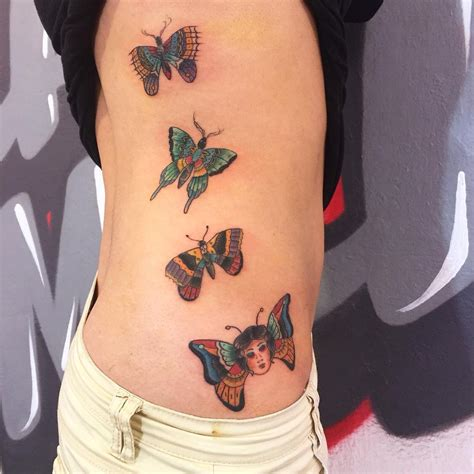 meaning of butterfly tattoos 110 best butterfly designs meanings