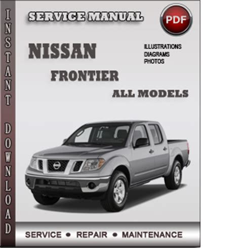 car repair manuals online pdf 2002 nissan frontier lane departure warning 2002 nissan frontier service manual pdf freeloadfab