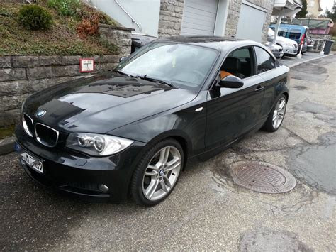 Bmw 1er Coupe Lichtpaket by 125i Coupe Schwarz 1er Bmw E81 E82 E87 E88