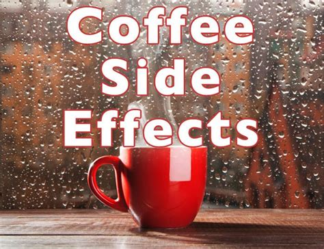 Coffee Detox Side Effects by The Side Effects Of Coffee Weight Loss Vitamins For