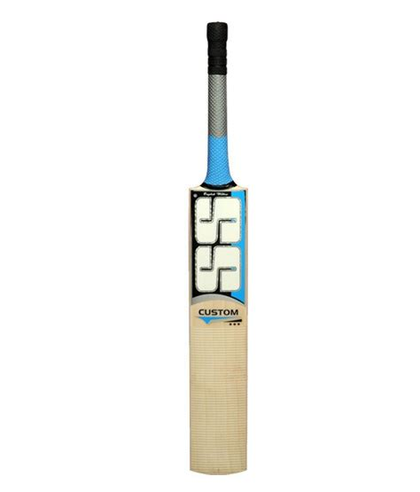 Handcrafted Cricket Bats - ss custom willow cricket bat buy at best