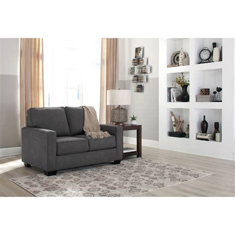 ashley furniture twin sleeper sofa signature design by ashley zeb twin sofa sleeper with