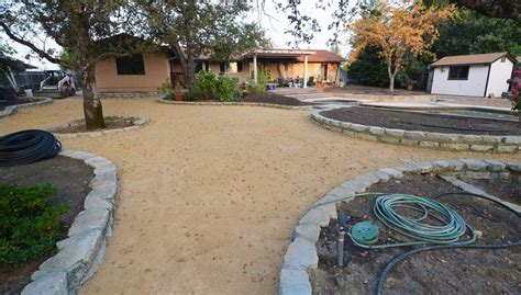 how to use deco granite for paths and driveways lowndescapes