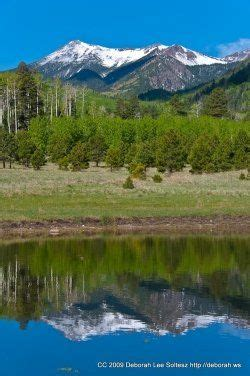 flagstaff arizona sits at the base of the san francisco peaks surrounded by the largest