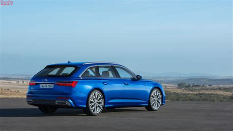 Audi A 6 Avant by Audi A6 Avant Could Give The 5 Series Touring A Hard Time