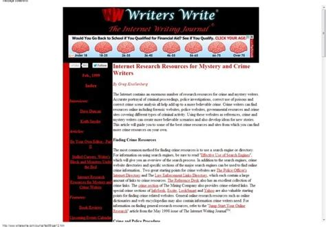 10 Best Images About Crime Writing Resources On Pinterest